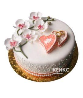 Торт на агатовую свадьбу 2
