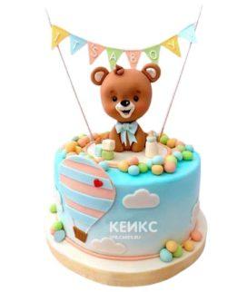 Торт на годик мальчику 31