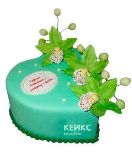 Торт на нефритовую свадьбу 1