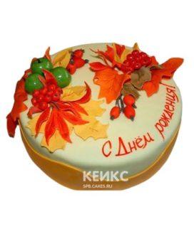 Торт Осенний 5