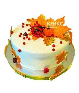 Торт Осенний 6