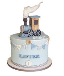 Торт Паровозик 5