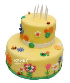 Торт Поляна 10