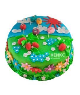 Торт Поляна 12
