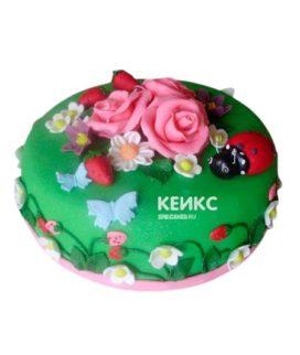 Торт Поляна 14