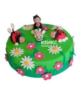 Торт Поляна 7