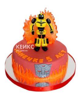 Торт Робот 10