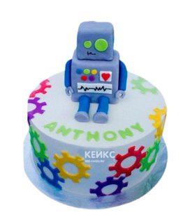 Торт Робот 11