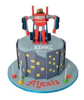 Торт Робот 12