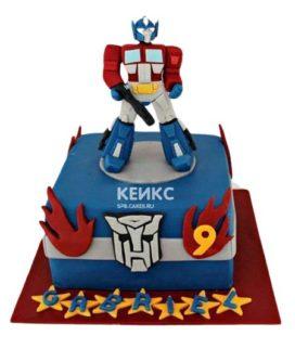 Торт Робот 13