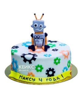 Торт Робот 6