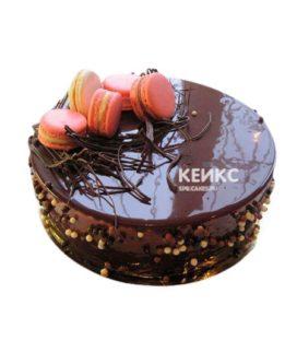 Торт с глазурью 1