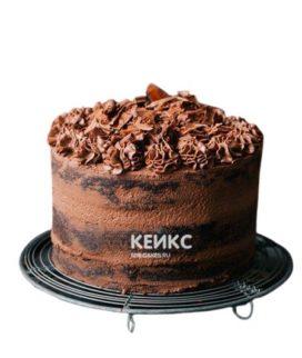 Торт с шоколадом 1
