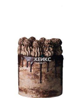 Торт с шоколадом 2
