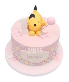 Торт Щенок 12