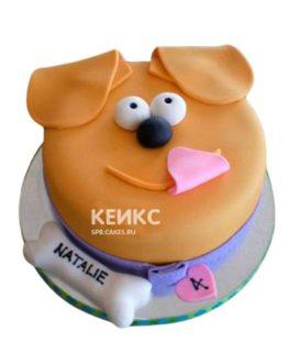 Торт Щенок 16