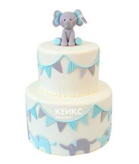 Торт Слон 1