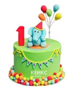 Торт Слон 2