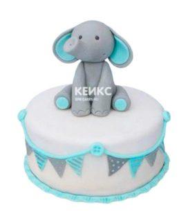 Торт Слон 3