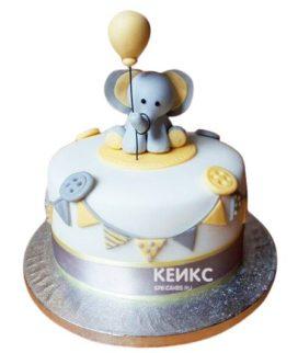 Торт Слон 5