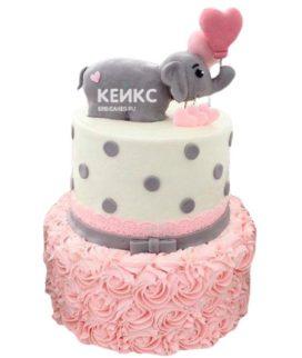 Торт Слон 6
