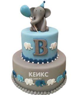 Торт Слон 9