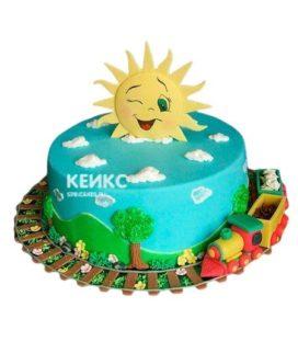 Торт Солнышко 5