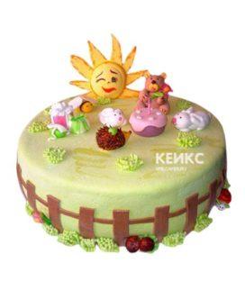 Торт Солнышко 6