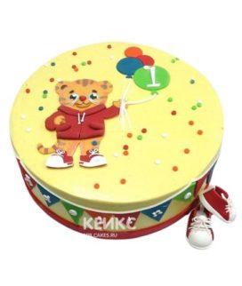 Торт Тигр 1