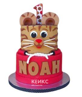Торт Тигр 14