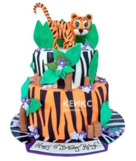 Торт Тигр 15