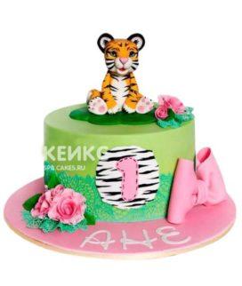 Торт Тигр 3