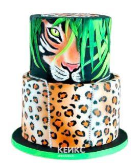 Торт Тигр 5