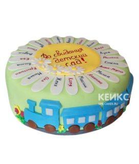 Торт в детский сад 7