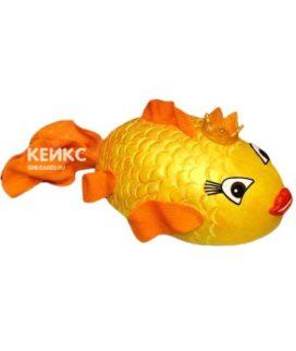 Торт Золотая рыбка 6