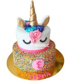 Торт Единорог 5