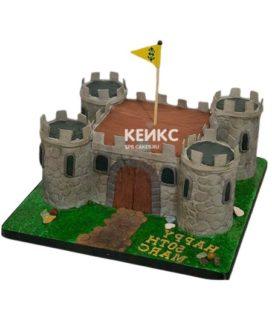 Торт Крепость 1
