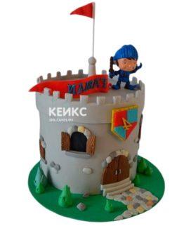 Торт Крепость 5