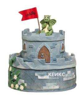Торт Крепость 7