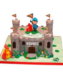 Торт Крепость 9