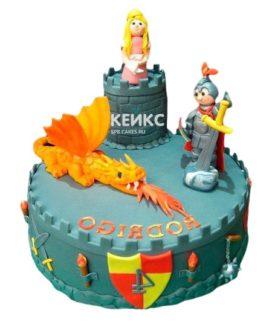 Торт Рыцарь 1