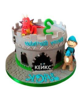 Торт Рыцарь 12