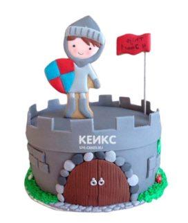 Торт Рыцарь 3