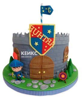 Торт Рыцарь 6