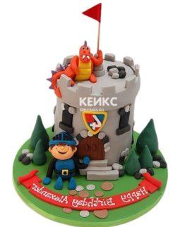 Торт Рыцарь 9