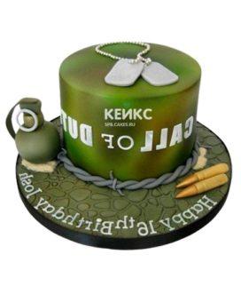 Торт военный 1