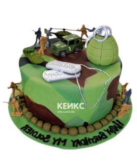 Торт военный 11