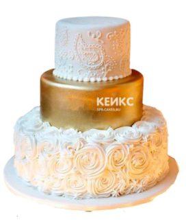 Свадебный торт Гэтсби 11