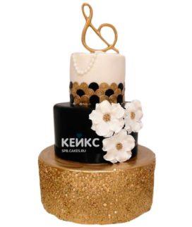 Свадебный торт Гэтсби 15
