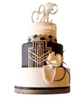 Свадебный торт Гэтсби 16